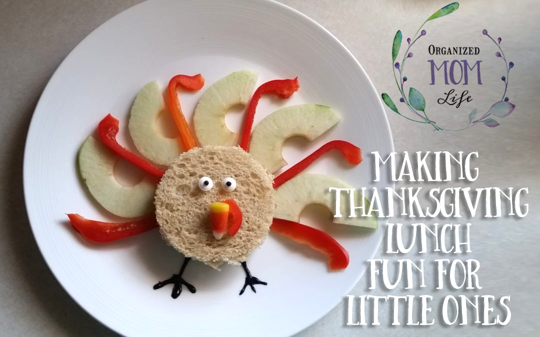 Making Lunch Fun for Little Ones