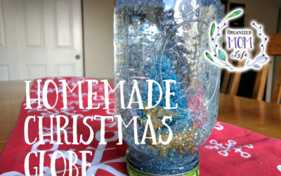 Five Minute Snow Globes
